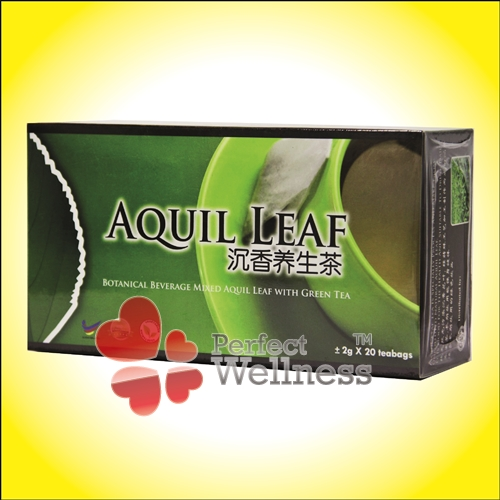 AQUIL LEAF TEA